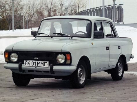 Москвич 412  02.1982 - 04.1998