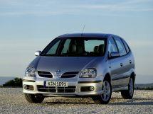 Nissan Tino рестайлинг, 1 поколение, 01.2003 - 02.2006, Минивэн