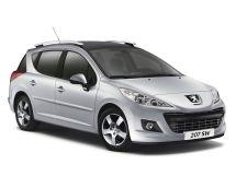 Peugeot 207 рестайлинг 2009, универсал, 1 поколение