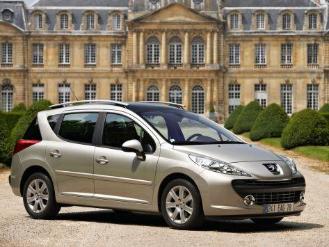 Peugeot 207  09.2007 - 06.2009