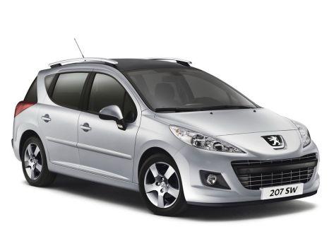 Peugeot 207  07.2009 - 06.2013