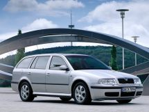 Skoda Octavia рестайлинг 2000, универсал, 1 поколение, A4