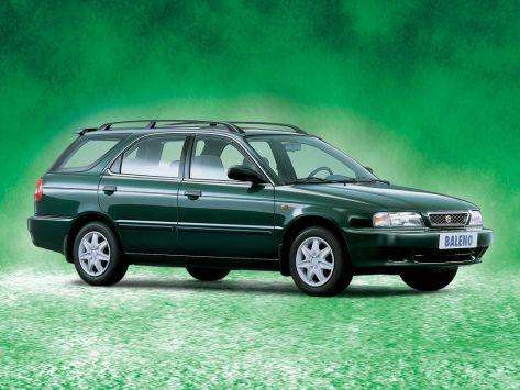 Suzuki Baleno  09.1996 - 09.1997