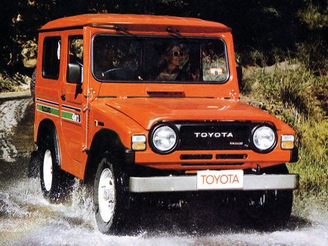 Toyota Blizzard  04.1980 - 04.1984
