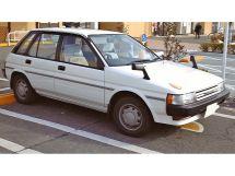 Toyota Corsa рестайлинг 1988, хэтчбек 5 дв., 3 поколение, L30