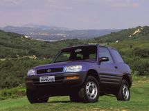 Toyota RAV4 1994, джип/suv 3 дв., 1 поколение, XA10