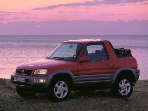 Toyota RAV4 (XA10) 09.1997 - 06.1999
