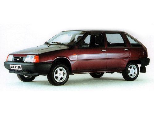 ИЖ 2126 Ода 1999 - 2003