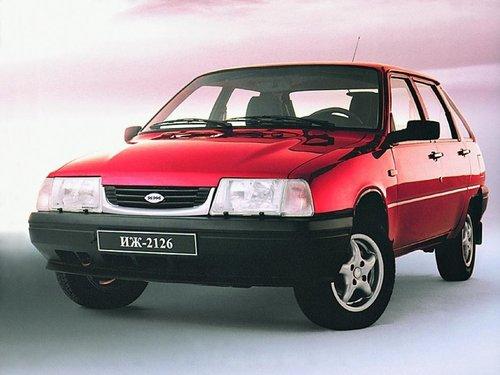 ИЖ 2126 Ода 2003 - 2005