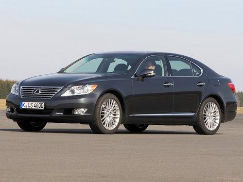 Lexus LS460 2009 - 2012