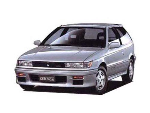 Mitsubishi Mirage 1987 - 1991
