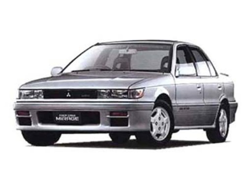 Mitsubishi Mirage 1988 - 1991