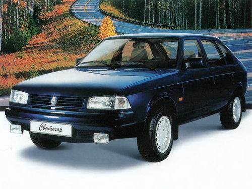 Москвич 2141 1997 - 2002