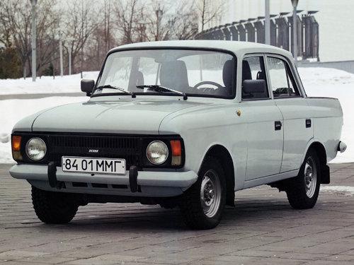 Москвич 412 1982 - 1998