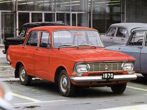 Москвич 412 1969 - 1982