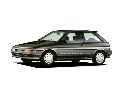 Toyota Corolla II 1988 - 1990
