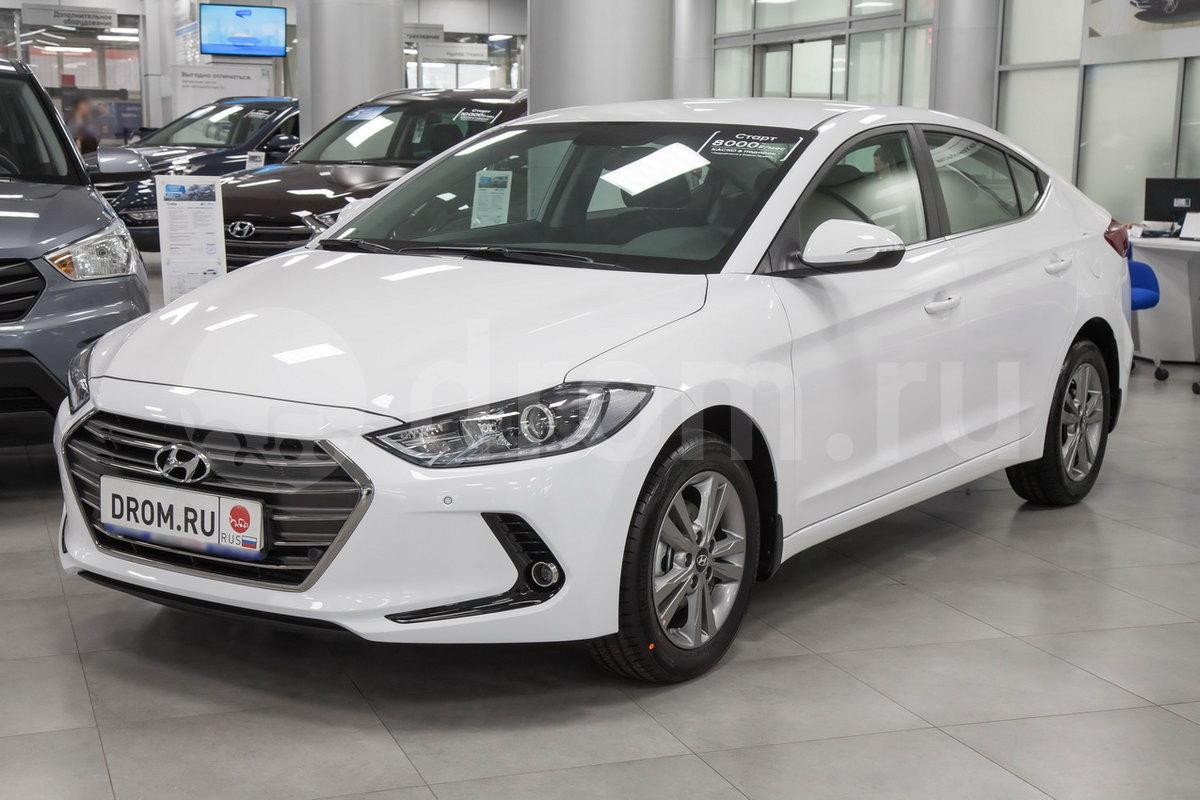 Hyundai sonata elantra