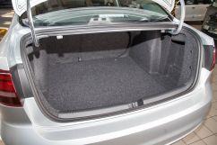 Объем багажника, л: 510