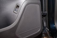 Дополнительное оборудование аудиосистемы: Аудиосистема «RNS 550», 8 динамиков, SD, AUX