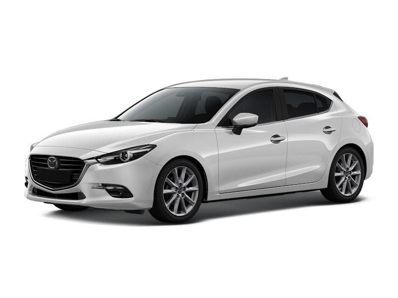 Волгоград Mazda Mazda3 2018