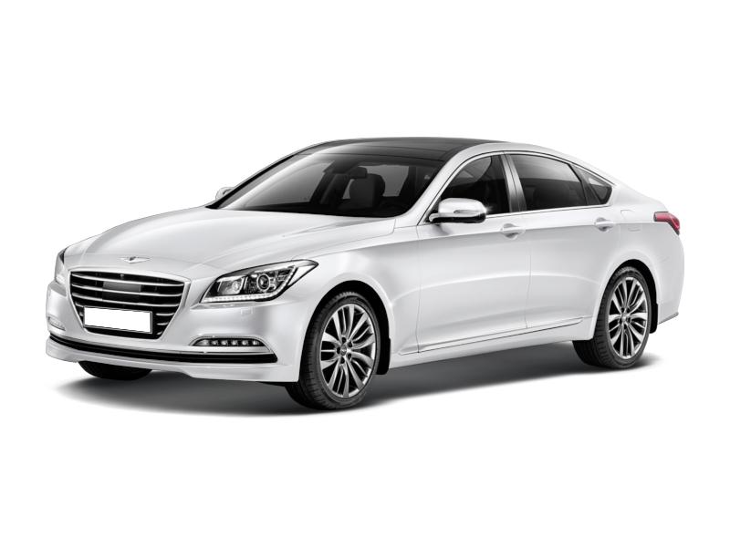 Hyundai Genesis, 2016 год, 1 700 000 руб.