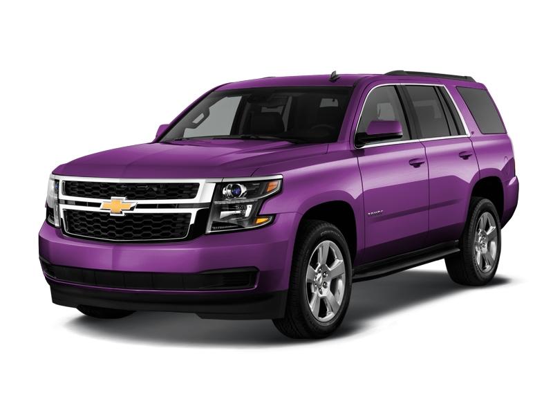 Chevrolet Tahoe, 2016 год, 2 849 000 руб.