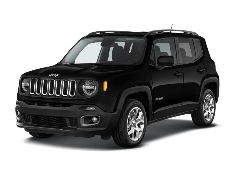 Jeep Renegade, 2018 год, 1 411 500 руб.