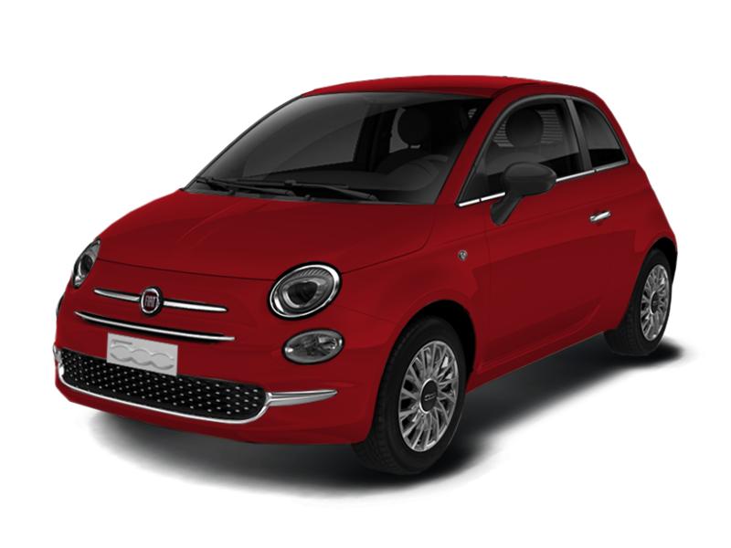 Fiat 500, 2019 год, 1 258 000 руб.