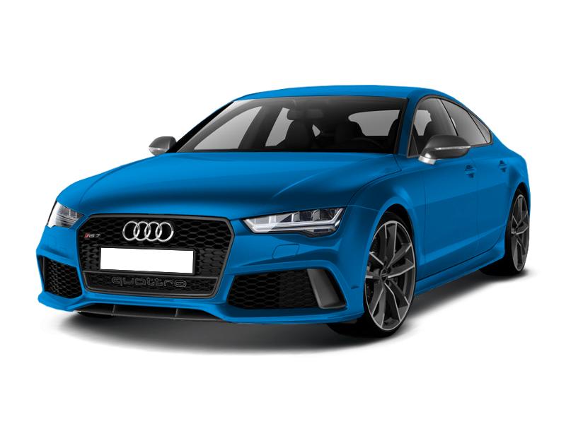 Audi RS7, 2016 год, 6 880 000 руб.