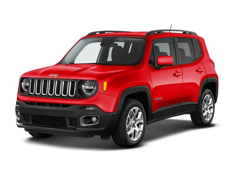 Jeep Renegade, 2018 год, 1 702 000 руб.