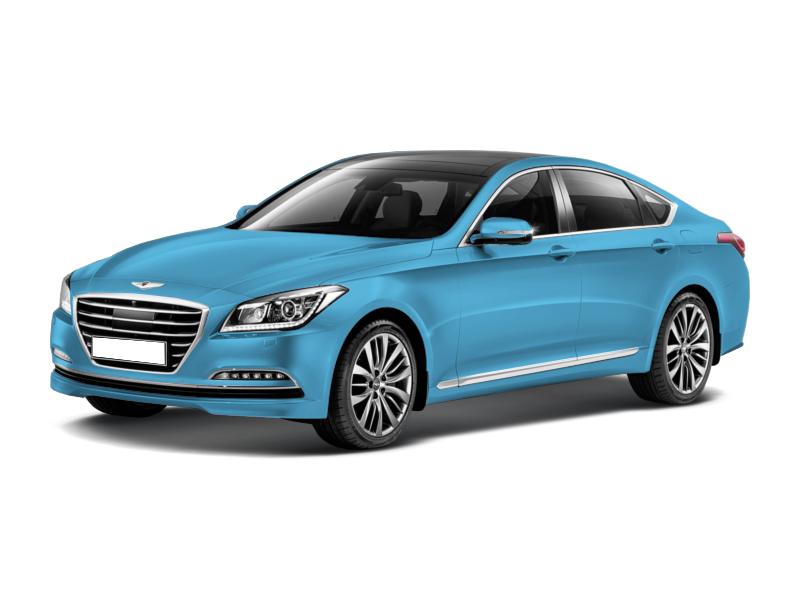 Hyundai Genesis, 2015 год, 1 488 000 руб.