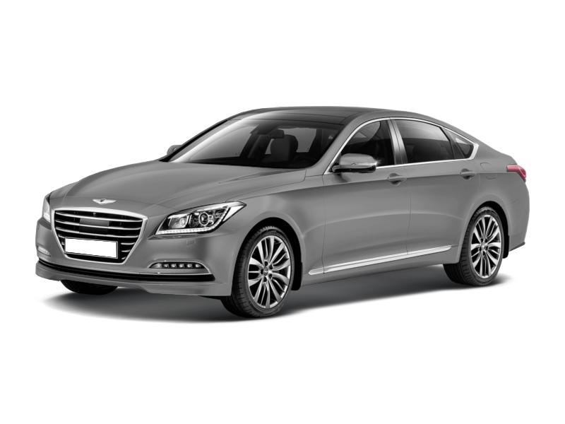 Hyundai Genesis, 2015 год, 1 150 000 руб.