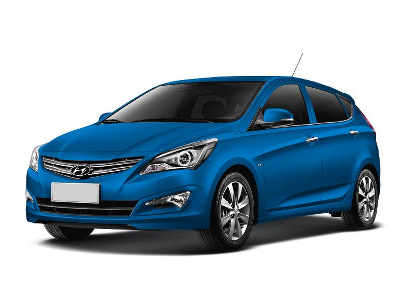 Hyundai Solaris, 2016 год, 790 000 руб.