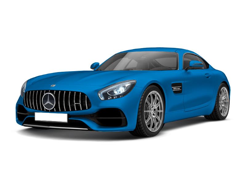 Mercedes-Benz AMG GT, 2015 год, 4 900 000 руб.