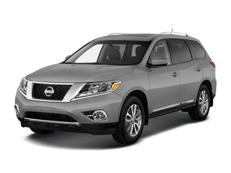Nissan Pathfinder, 2015 год, 1 455 000 руб.