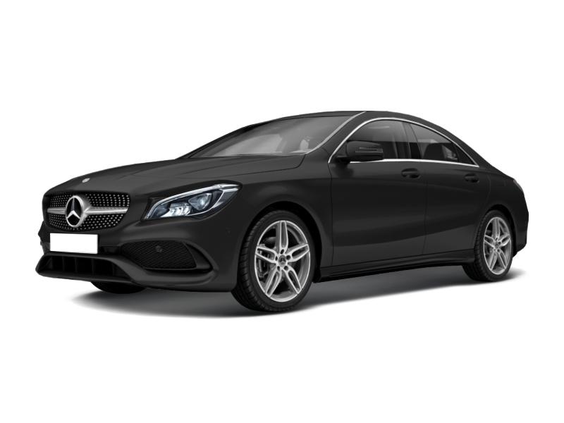 Mercedes-Benz CLA-Class, 2016 год, 1 420 000 руб.