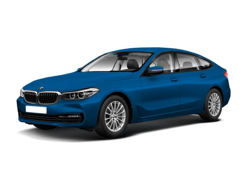 BMW 6-Series Gran Turismo, 2018 год, 4 072 846 руб.