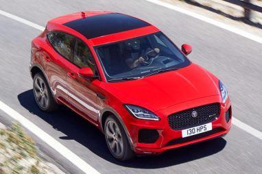 В России стартовали продажи компактного кроссовера Jaguar E-Pace
