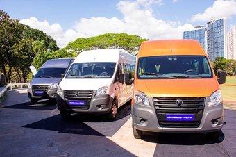 Сбытовая сеть ГАЗа на Филиппинах уже насчитывает 5 автосалонов.