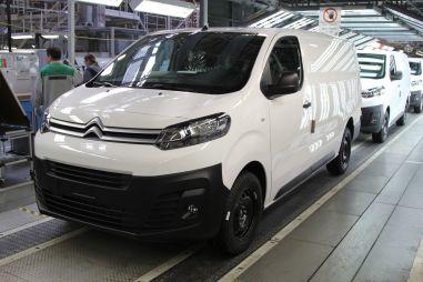 PSA наладила выпуск фургонов в России и думает о сборке двигателей