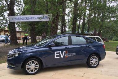 «АвтоВАЗ» не бросил разработку электромобилей