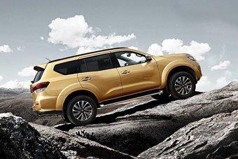Презентация Nissan Terra состоится в следующем месяце.
