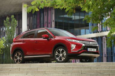 Объявлены цены на Mitsubishi Eclipse Cross. Самый дешевый — от 1,399 млн рублей