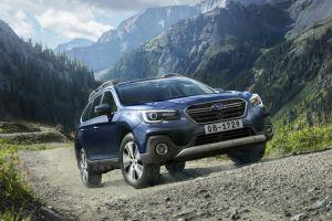 Обновленный Subaru Outback будет стоить от 2,39 млн рублей