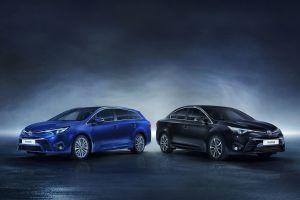 Toyota откажется от модели Avensis?