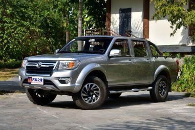 Dongfeng модернизировал пикап на базе Nissan 20-летней давности