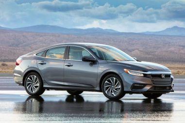 Гибрид Honda Insight нового поколения расходует лишь 4,2 литра на «сотню» в городе