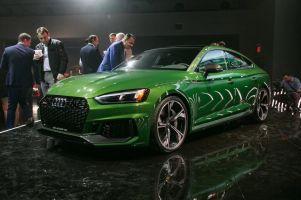 Audi RS5: теперь и в пятидверном кузове Sportback