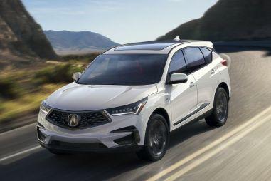 Acura RDX третьего поколения получил 2,0-литровый турбомотор