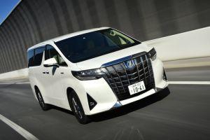 Драйв-тест обновленных Toyota Alphard и Vellfire. Последний штрих в усовершенствовании